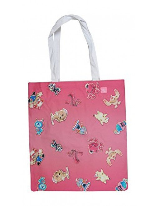 Candy Crush All Over Print Tote Bag