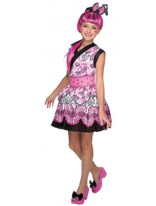 Monster High Exchange Draculaura Child Costume