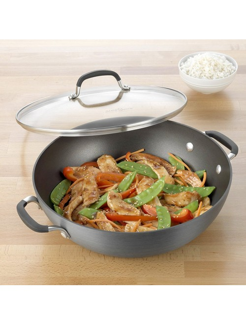 Simply Calphalon Nonstick 12-Inch pan