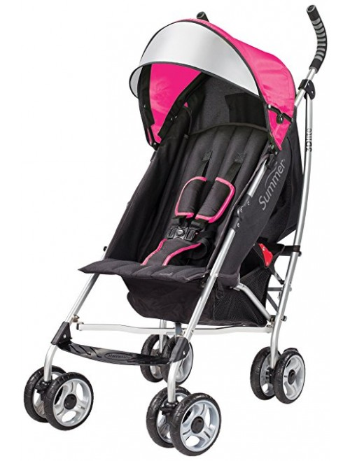 Summer Infant 2014 3D Lite Convenience Stroller