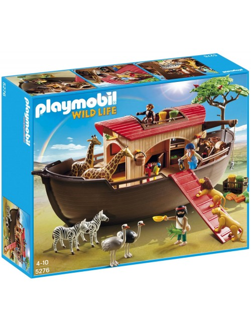PLAYMOBIL Animal Ark Playset
