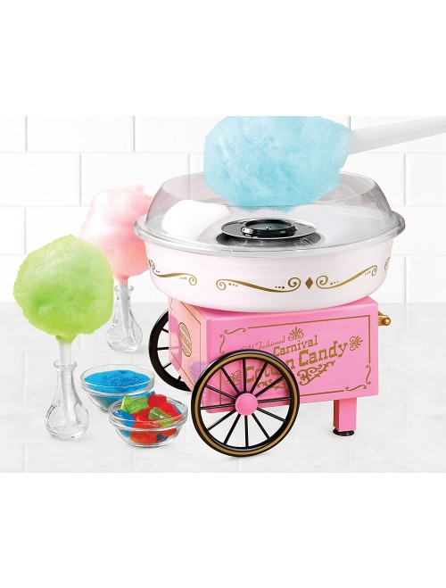 Nostalgia Vintage Collection Cotton Candy Maker