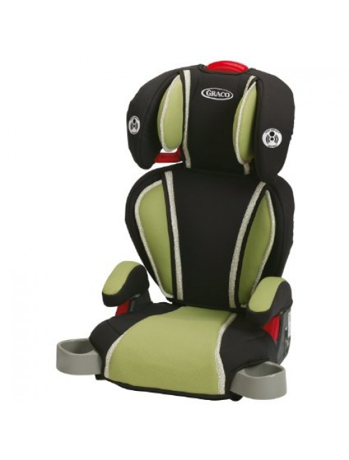 Graco Turbobooster Highback Car Seat, Go Green