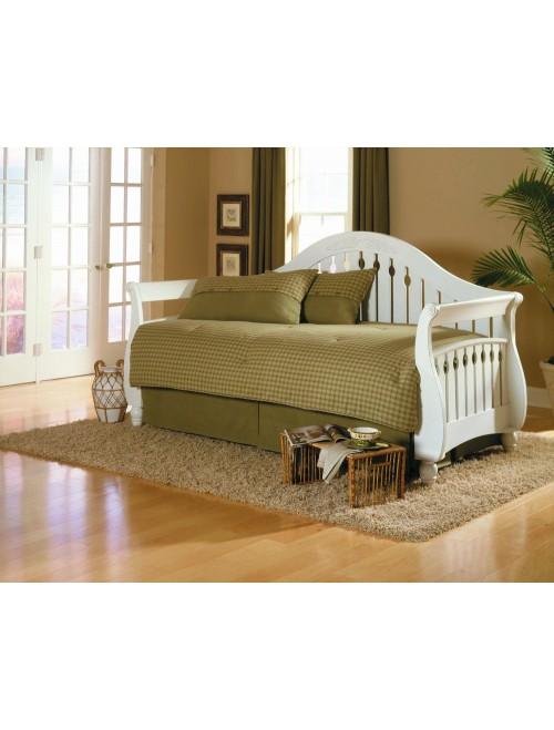 4-Piece Comforter and Pillow Sham Daybed Ensemble, Twin