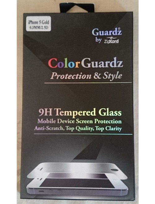ZipKord ColorGuardz protection & style for Iphone5