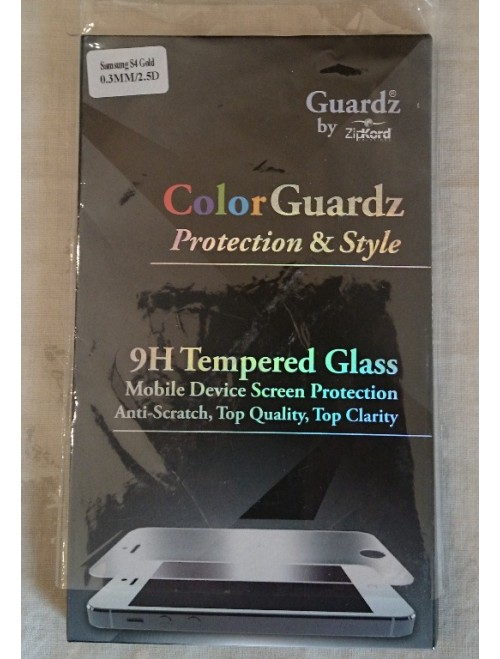 ZipKord ColorGuardz protection & style for S4