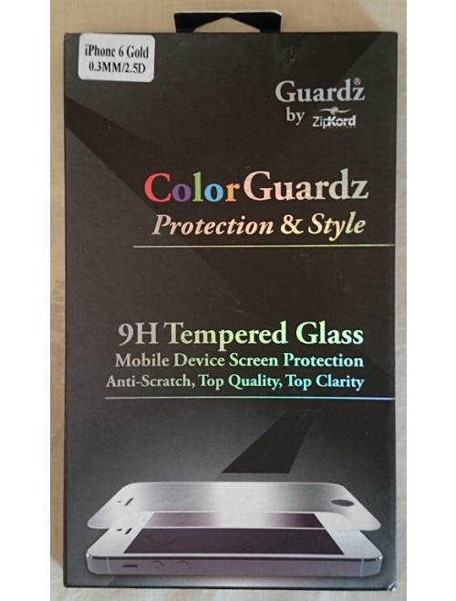 ZipKord ColorGuardz protection & style for Iphone6