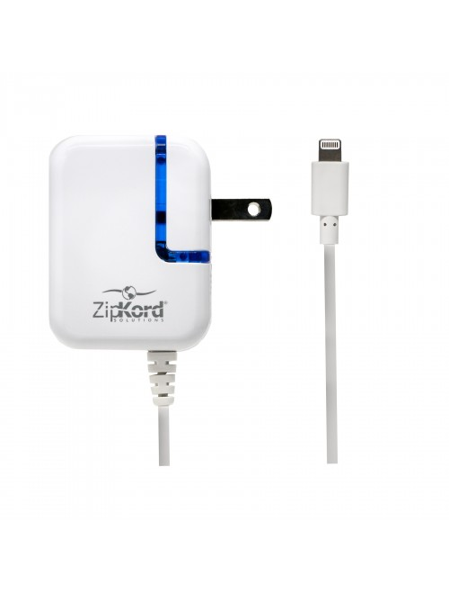 ZipKord wall  Charger for Apple Devices