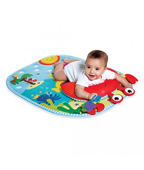 Tiny Love Under the Sea Tummy Time Play Mat Set
