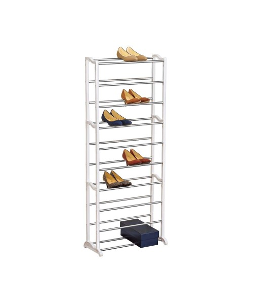 Lynk 1459014 30-Pair Shoe Rack