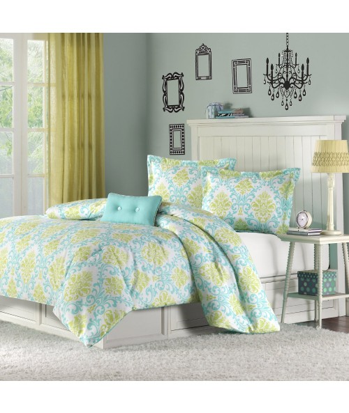 Mizone Katelyn 3 Piece Comforter Set