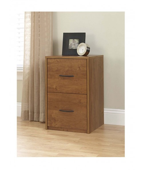 Altra Core 2 Drawer File Cabinet