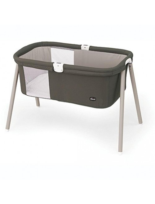 Chicco Lullago Travel Crib, Chestnut