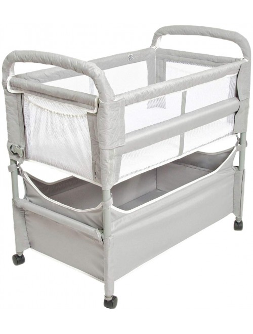 Arms Reach Concepts Inc. Clear-Vue Co-Sleeper, Grey