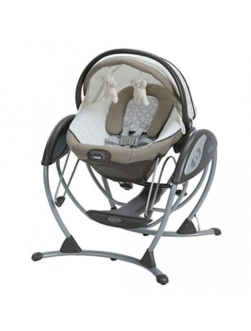 Graco Soothing System 4 in 1 Baby Glider